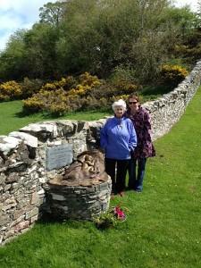 Kirkcudbright-Memorial